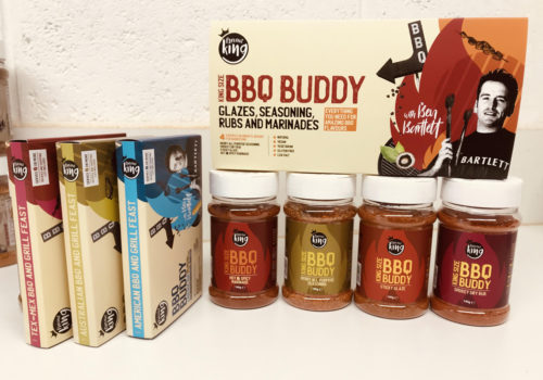 BBQ Buddy Recipe Kits