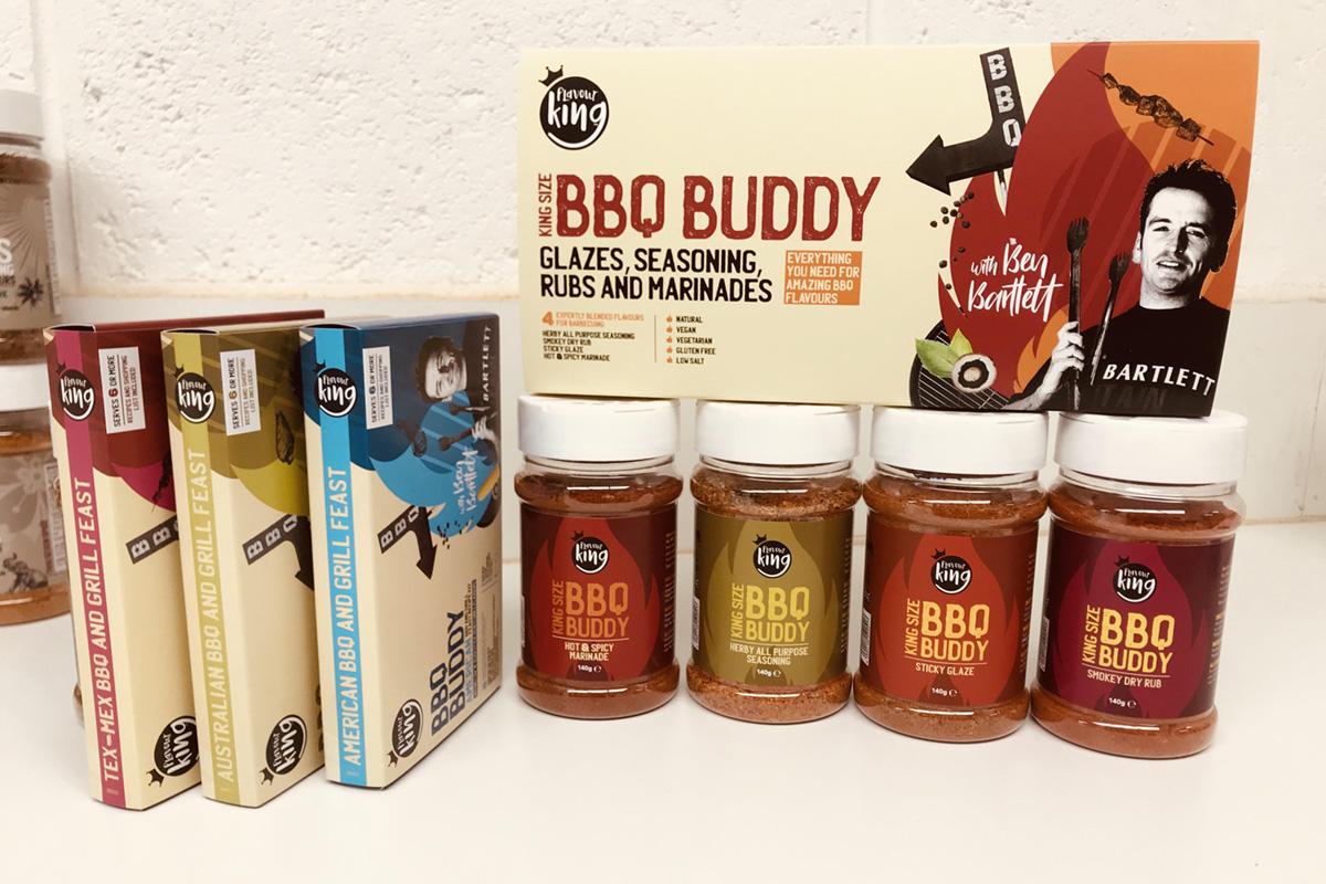 BBQ Buddy Recipe Kits