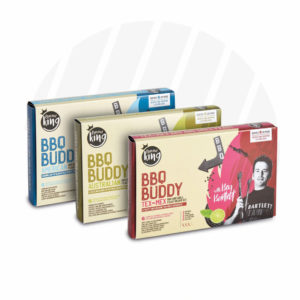 BBQ BUDDY COLLECTION OFFER - 3 X RECIPE KITS