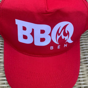 BBQ Ben Baseball Cap