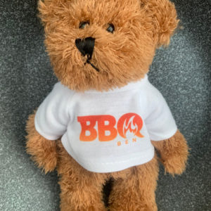 BBQ Ben Mini Teddy Bear