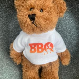 BBQ Ben Mini Teddy Bear
