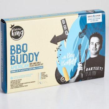 BBQ Buddy American BBQ Feast Recipe Kit