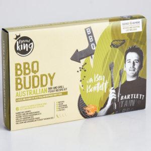 BBQ Buddy Australian BBQ Feast Recipe Kit