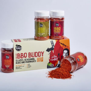 BBQ Buddy King Size BBQ & Grill Multi-Pack