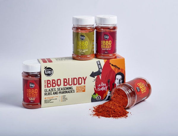 BBQ Buddy King Size BBQ & Grill Multi-Pack