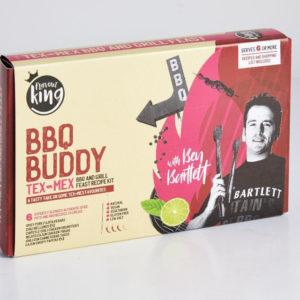 BBQ Buddy Tex-Mex BBQ Feast Recipe Kit
