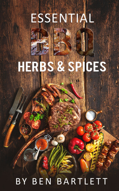 Essential BBQ Herbs & Spices (Paperback) - Author signed