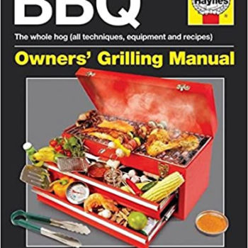 Haynes BBQ Manual (Hardback) - Author signed