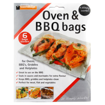 Oven & BBQ Bags (6 pk)
