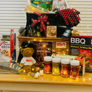 The Ultimate Christmas BBQ Hamper