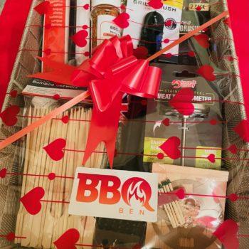Valentine BBQ Hamper