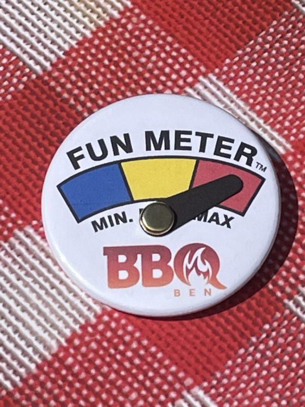 BBQ Ben Badge